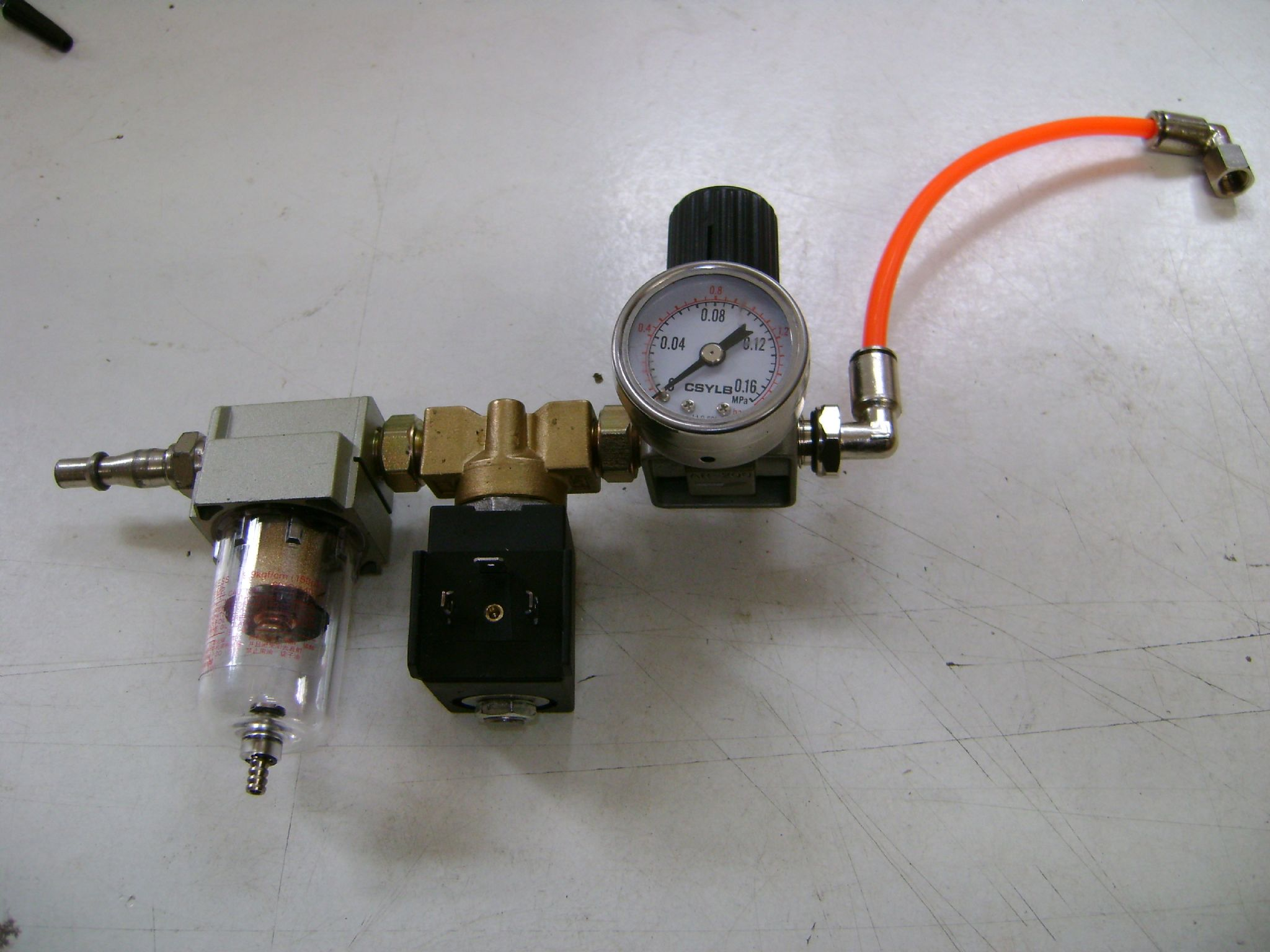 STW 120P Air Conversion Kit